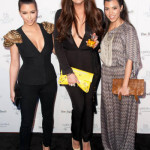 kim kardashian khloe kardashian odom and kourtney kardashian bu1NZ 150x150