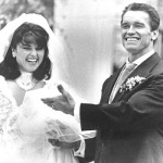 maria shriver and arnold wedding picture 150x150