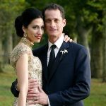 Anthony Weiner and his wife 150x150