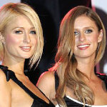 Paris and Nicky Hilton 150x150