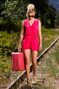 Rompers and Railroads: A Walk Down Memory Lane