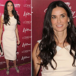 Demi Moore in Victoria Beckham dress 150x150