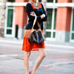 Jody Steliga Dale Steliga Savvy Spice blog eShakti Zara heels dressing for the office LV purse San Francisco 150x150
