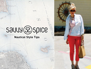 Red, White & You! 5 Tips to Achieve the Classic Nautical Look