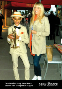 "From America's Got Talent to Ellen, My Interview with the ""Trumpet Kid"""