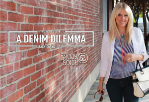 How to Solve a Denim Dilemma One Leg at a Time
