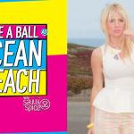 Savvy Spice day at the Beach beach ball Ocean Beach San Francisco Dale Janee Steliga 150x150
