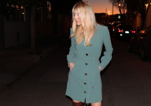 City Lights & the Dress Every Woman Should Own