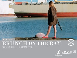 Brunch on the Bay ~ Bloody Mary's & Hipster Style
