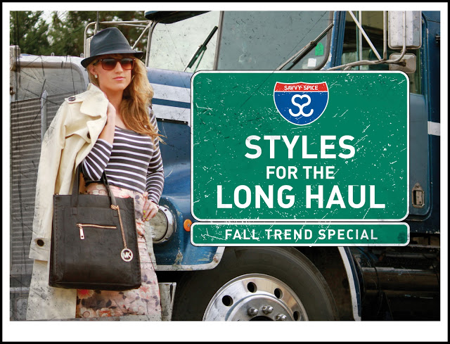 Savvy Spice Jody Steliga styles for the long haul