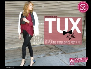 Spring Trend Alert – Tux Style