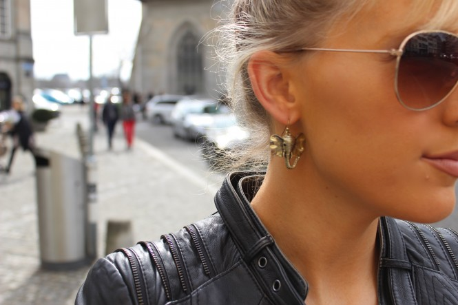 how to wear aviator sunglasses, Savvy Spice fashion blog