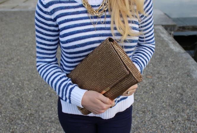 Savvy Spice fashion blog, nautical stripes, bold stripes for men and women