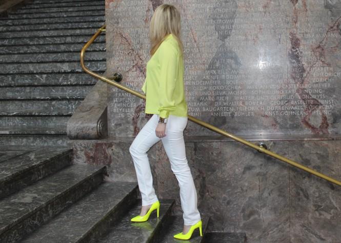 white denim, spring trends, Savvy Spice fashion blog, San Francisco style blogger