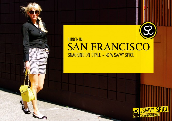 SS_041113_SnackingOnStyle_LunchInSanFrancisco_Cover 2