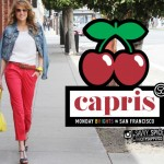 How to Work the Color Wheel in Cherry Capris