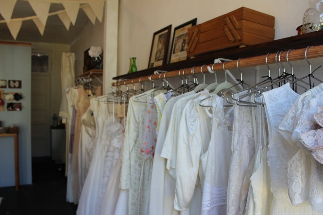 Bride boutique in LA, Savvy Spice fashion blog, Dale Janee