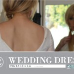 'Behind the Scenes' LA Vintage Wedding Adventures