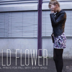 Wild Flower Print for Fall