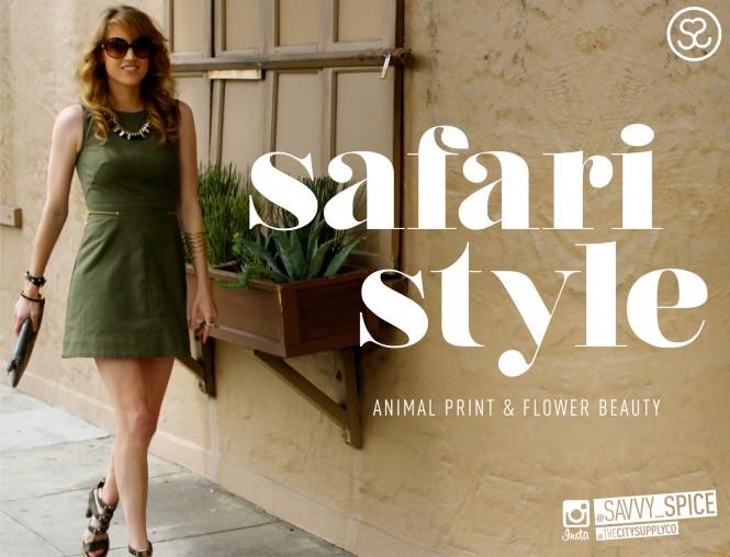 SS 041713 SafariStyle AnimalPrintFlowerBeauty Cover 1