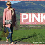 Powder Pink in the Heart of Switzerland