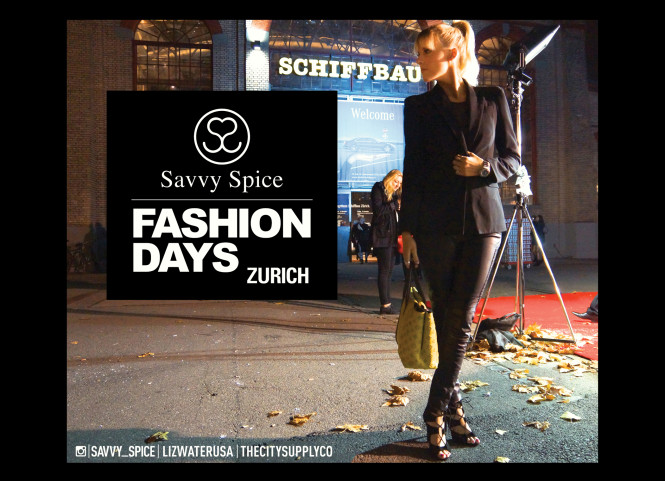 Fashion Days Zurich, Savvy Spice fashion blog, Dale Janee