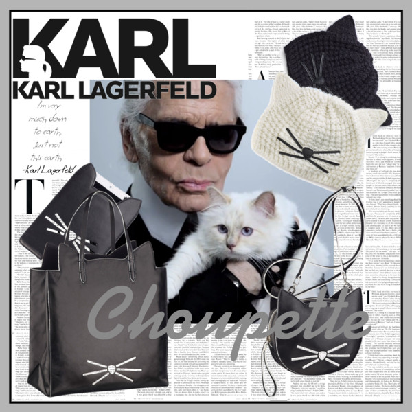 Choupette Karl Lagerfeld Collection Cover