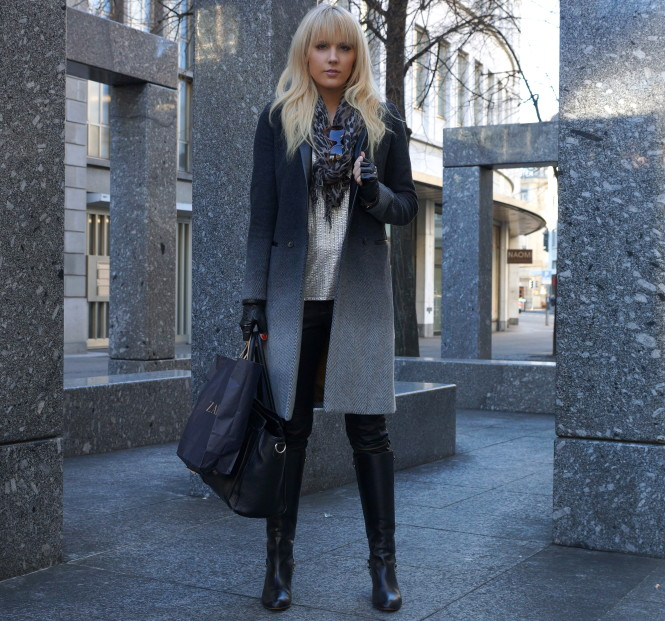 Sweden Winter Fashion: Stockholm Style In Zurich