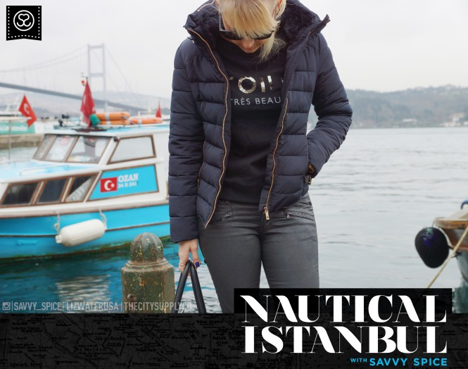 Cover photo Istanbul Savvy Spice fashion blog what to wear in Istanbul