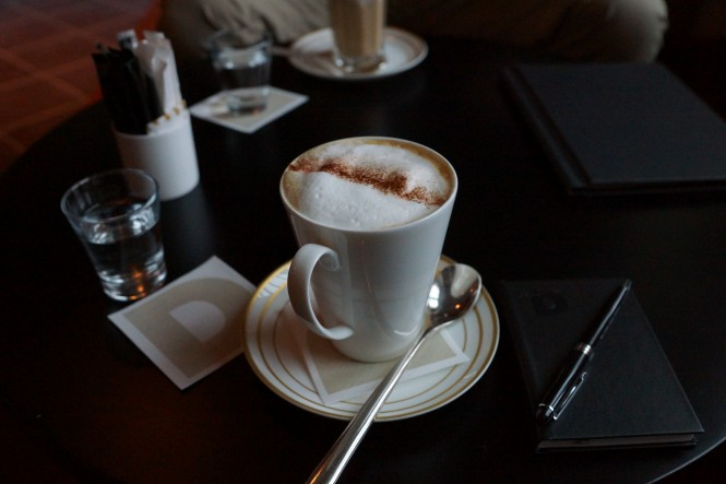 Coffee - Cappuccino - Savvy Spice - fashion blog