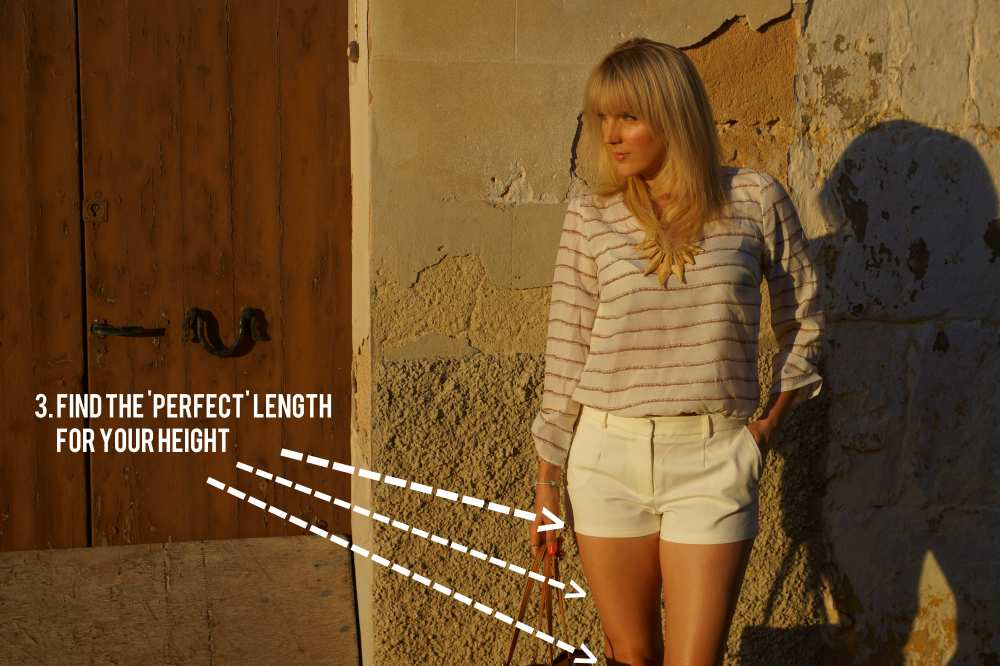 How to Know the Best Length of Shorts Savvy Spice fashion blog