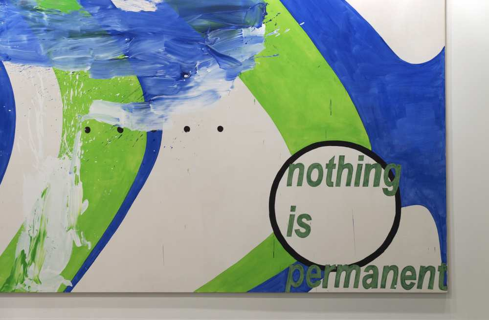 Nothing Is Permanent Art Basel