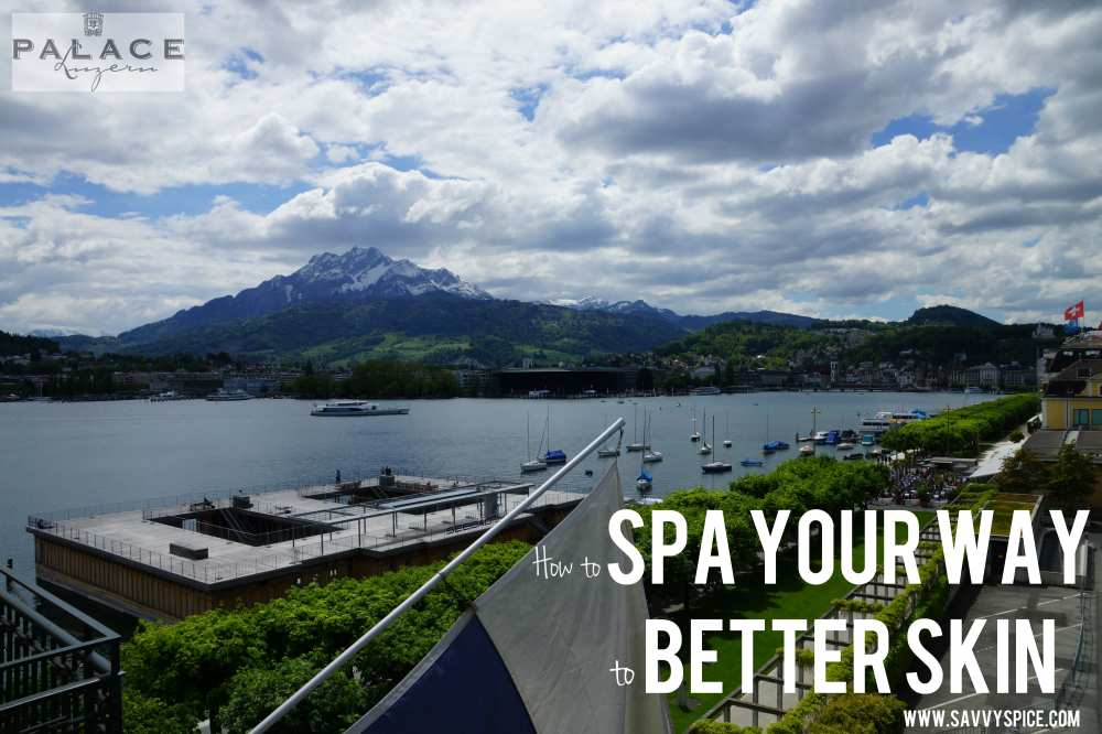 Savvy Spice -How to Spa - Best Facials in Switzerland