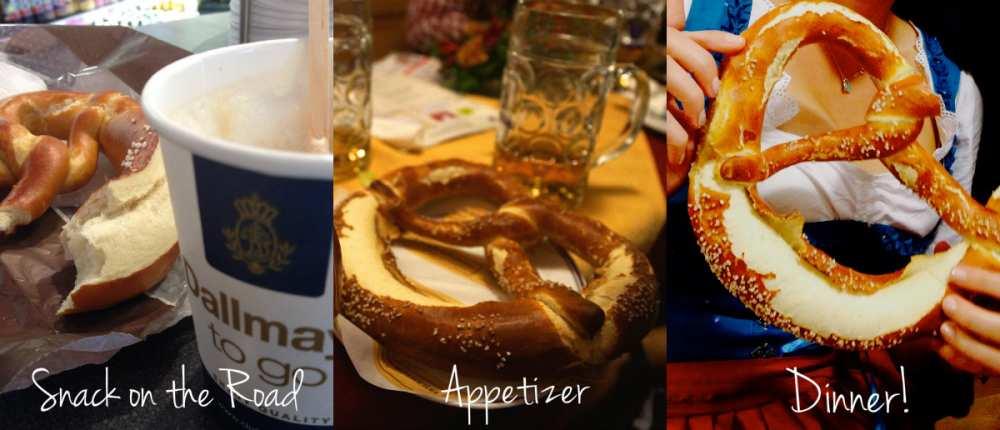 Oktoberfest-Food