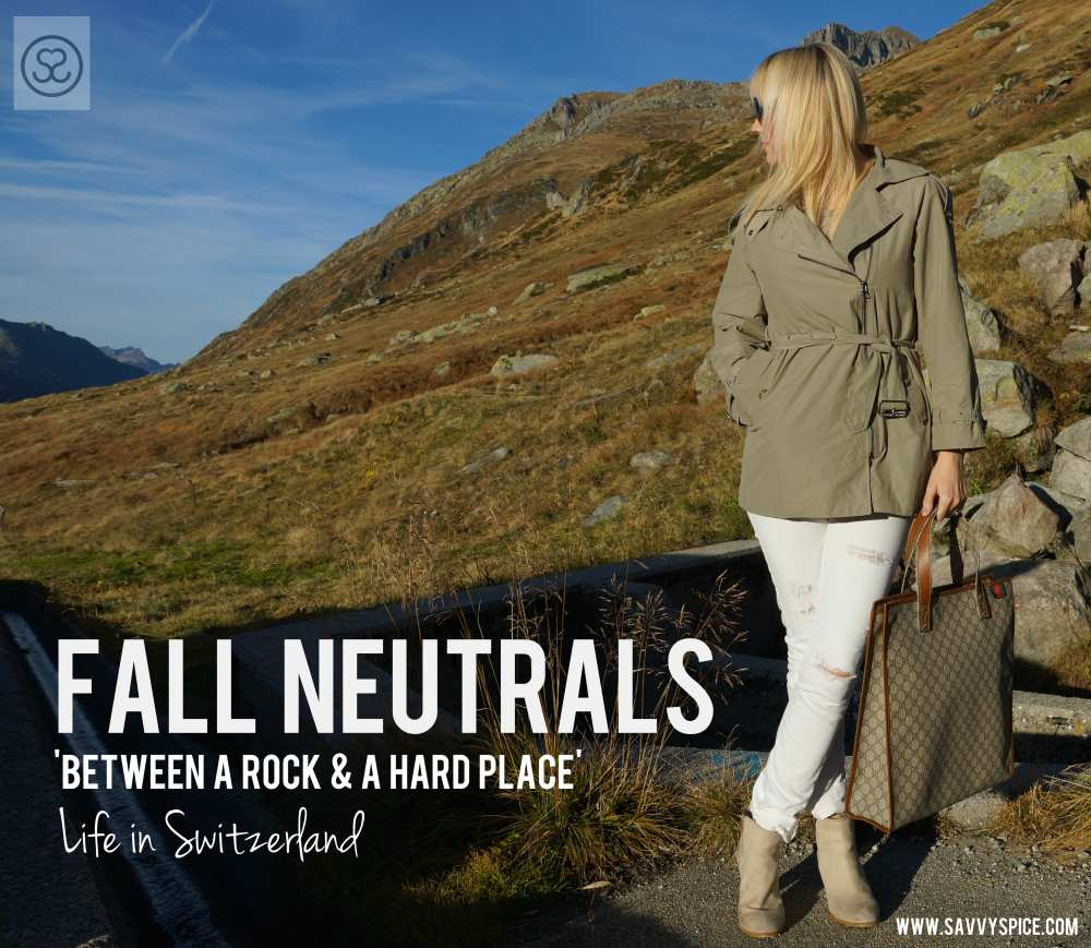 Fall Neutrals Savvy Spice fashion blog