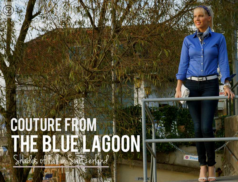 Savvy Spice Fashion Blog Dale Janee Couture Blue Lagoon