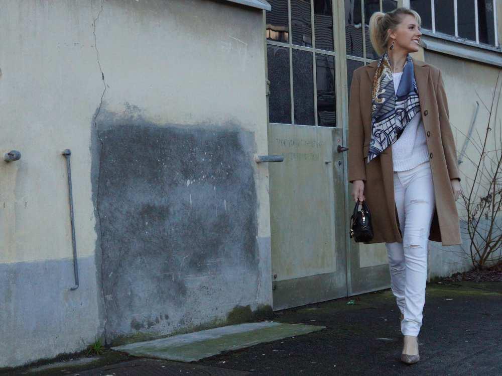 Savvy Spice white jeans jacket