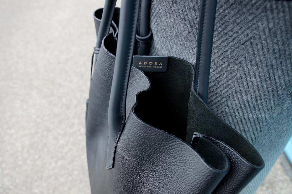 Adora handbags Savvy Spice black Adora Florence