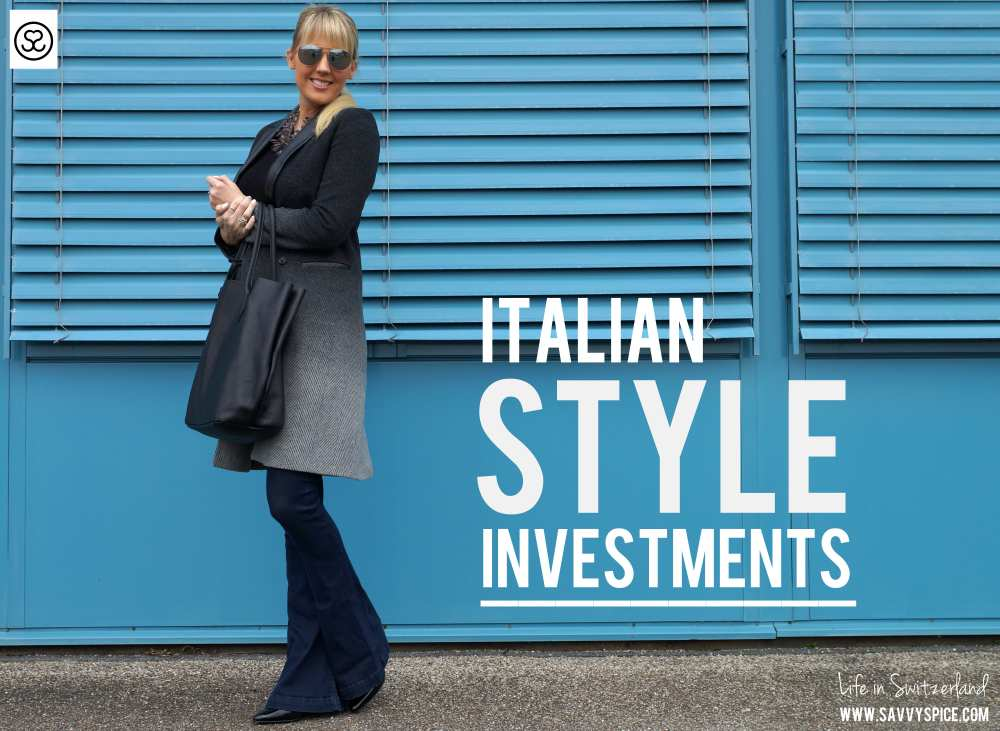 New Cover Italian Style Investments