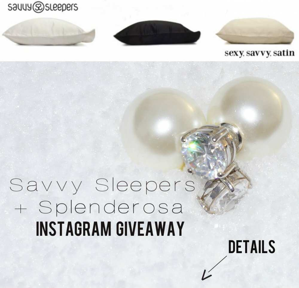 New Instagram Giveaway Splenderosa