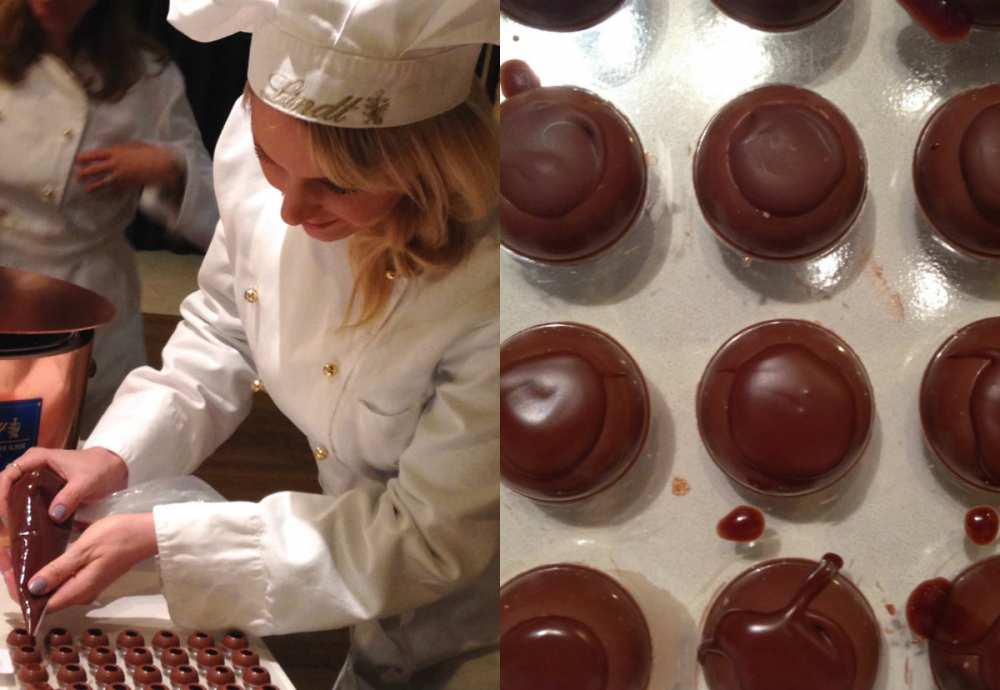 Как сделать шоколадную фабрику 83