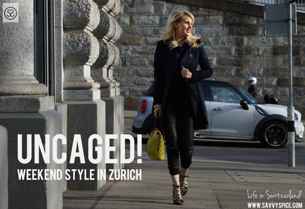 Savvy Spice fashion blog Zurich