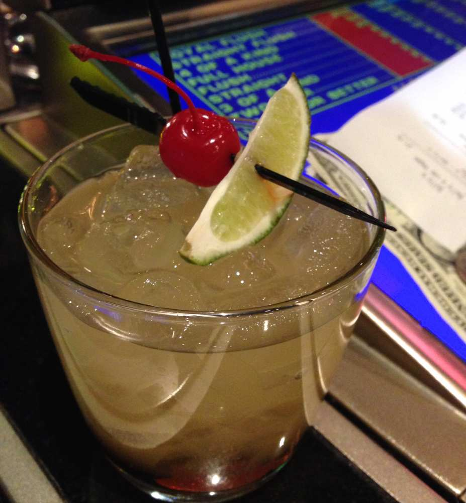 Amaretto Sour drink Las Vegas