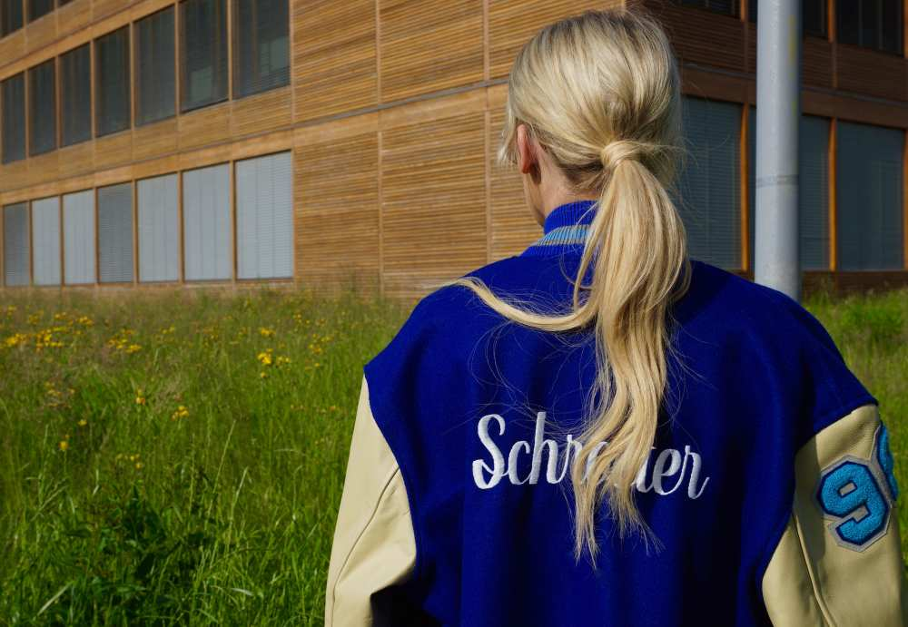 Varsity Jackets Savvy Spice Golden Bear Jackets