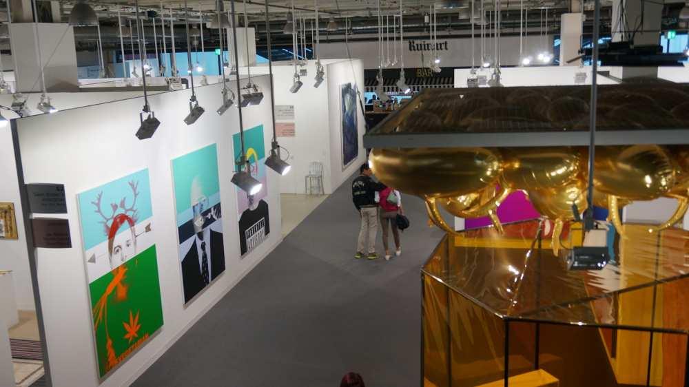 Art Basel art gallery Savvy Spice