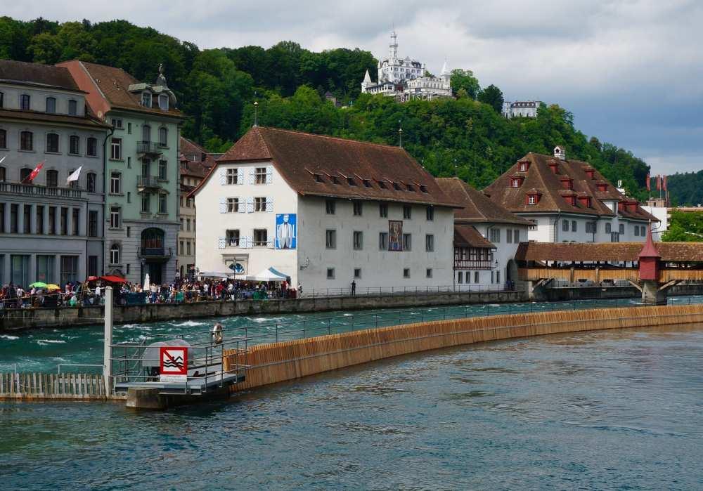 Luzern Switzerland Savvy Spice fashion travel