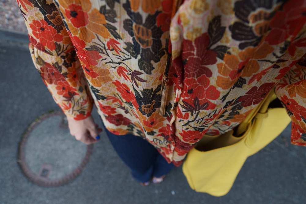 Tassel blouse Zara