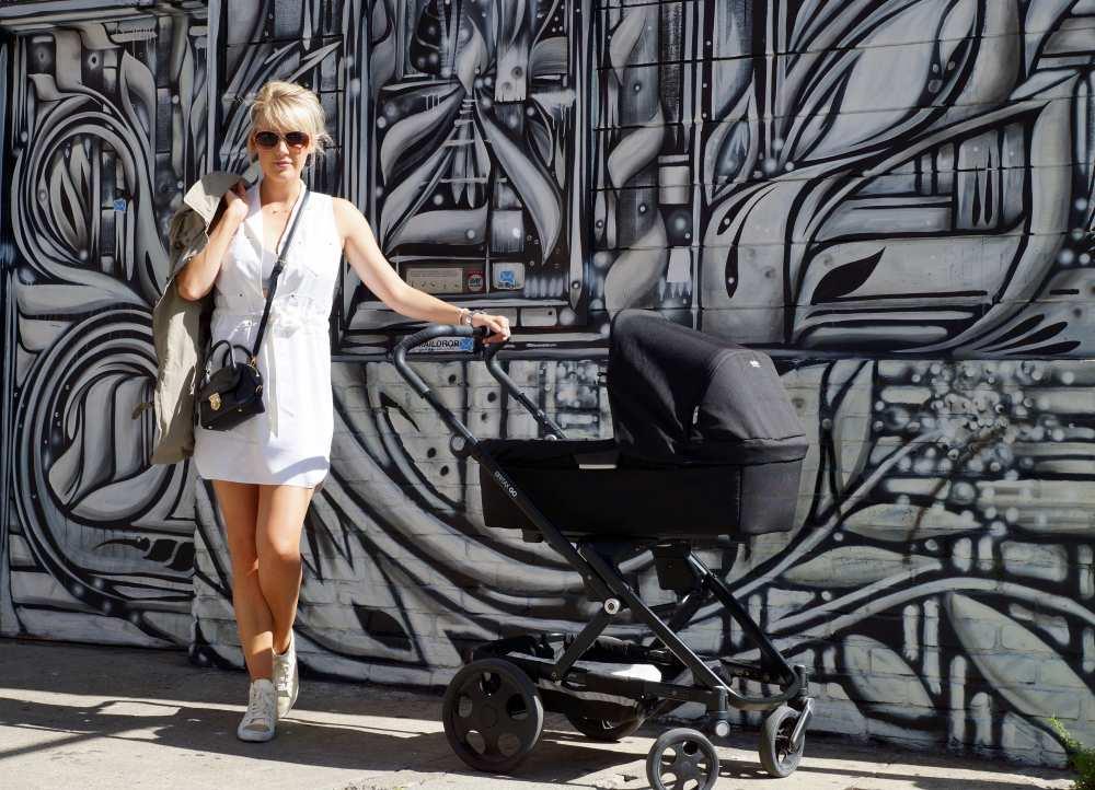 Savvy Spice fashion raising baby in San Francisco