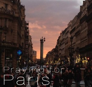 Praying-for-Paris