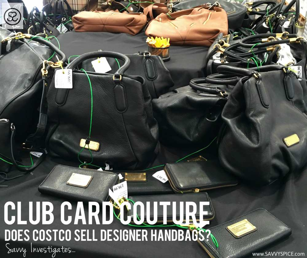 Can You Buy Michael Kors   Burberry Handbags at Costco  - Savvy Spice 58c05ef4e2